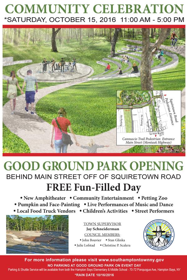GOOD GROUND PARK OPENING DAY @ Good Ground Park | Hampton Bays | New York | United States